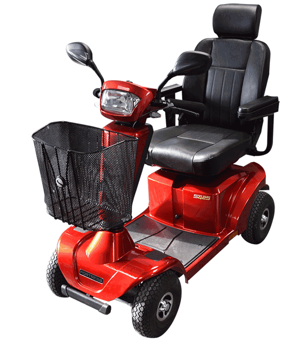 Fortress S425 Mobility Scooter