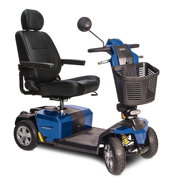 Victory® 10 LX  Full Size Scooter